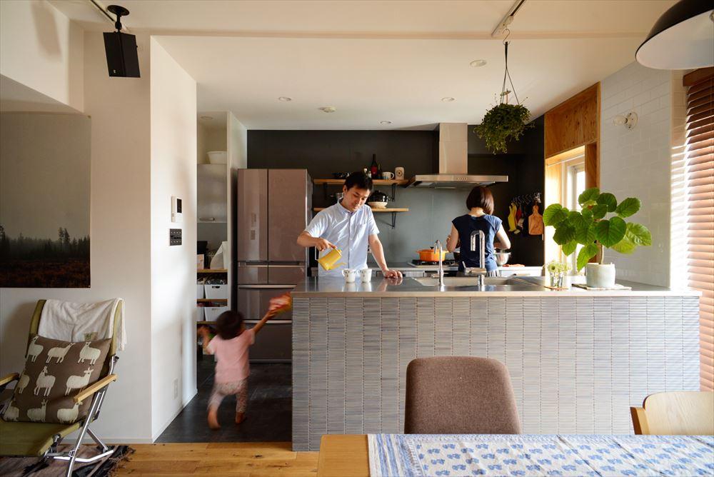 リノベGraph|キッチン キッチンカウンター